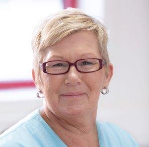 Annica Halmsjö Undersköterska Doktorn på Torp Uddevalla